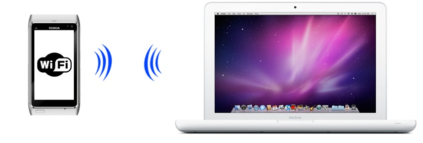 Fast Transfer from Android to Macbook wirelessly | Baba AweSam