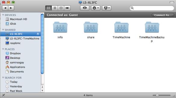 tm as folders