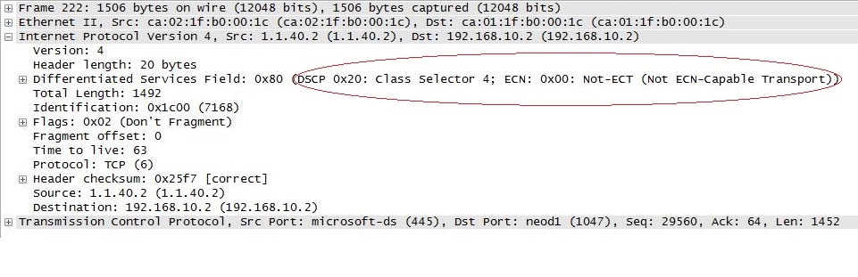 MPLS VPN QoS with GNS3 and Virtualbox   Baba AweSam