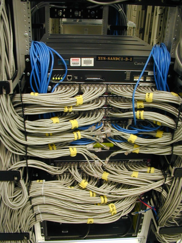 Managed Cabling