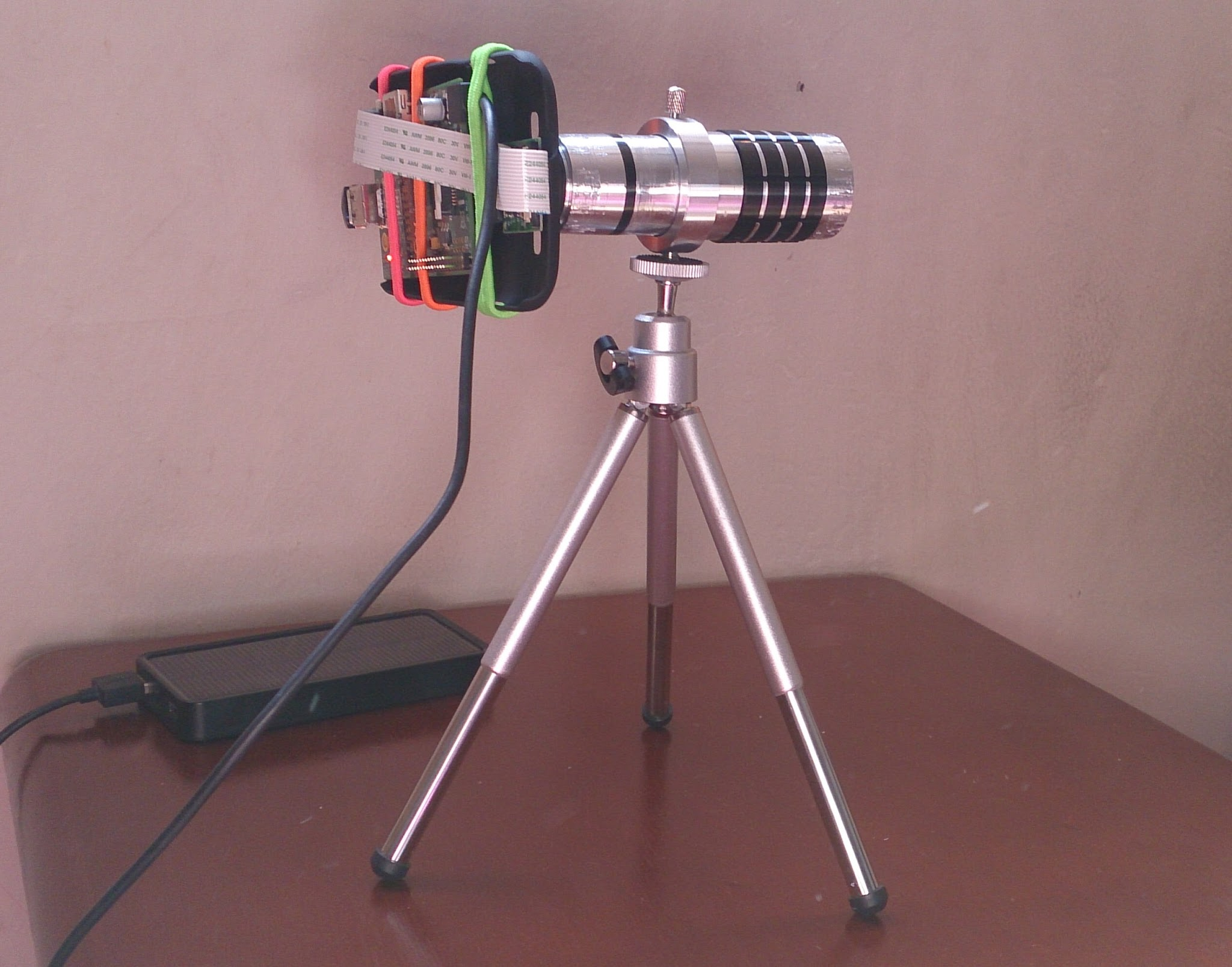 Optical Zoom with Raspberry Pi | Baba AweSam