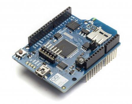 Arduino wifi shield official